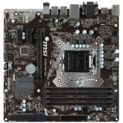 Placa de baza MSI B150M PRO-VDH, Intel B150, LGA 1151