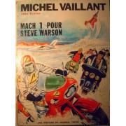 Michel Vaillant - Mach 1 Pour Steve Warson