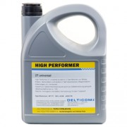 High Performer Huile-2-Temps mineralisch 5 Litres Jerrycans