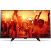 "Televizor LED Philips 80 cm (32"") 32PHT4101/12, HD Ready, CI+ + Serviciu calibrare profesionala culori TV"