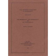 The Phonology and Morphology of Ulu Muar Malay by Rufus S. Hendon