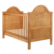 Obaby B Is For Bear Cotbed - Country Pine