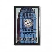 #1 Best-Selling - Big Ben London England Playing Cards - Fun For Whole Family - Keep Kids Entertained on Long Flights - London Souvenir - 100% Satisfaction GUARANTEED