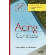 Acing Contracts by Suzanne Darrow-Kleinhaus