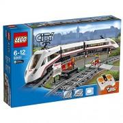 Lego - 60051 - City Trains - Treno passeggeri alta velocità