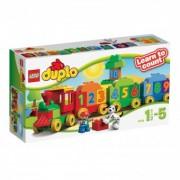 LEGO DUPLO Trenul cu numere 10558