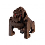 Gorila. Set Constructie 3D Micro Cub - 200.089