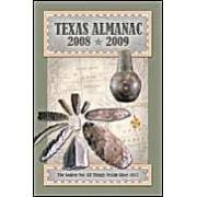 Texas Almanac-2008-09