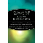 Fat-Tailed and Skewed Asset Return Distributions by Frank J. Fabozzi