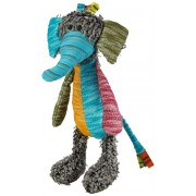 Hunter Dog Toy Patchwork Hobbs Elephant