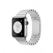 Apple Watch Series 2 con caja de acero inoxidable de 38 mm y correa de eslabones