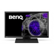 "Benq BL2420PT 23.8"" 2K Ultra HD IPS Black computer monitor"