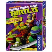 Kosmos Teenage Mutant Ninja Turtles Pizza Party [importato dalla Germania]