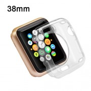 Funda Protector TPU Apple Watch 38 mm serie 2 Transparente