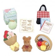 "Epoch Sylvanian Families Sylvanian Family Doll ""Presents Set H-07"""