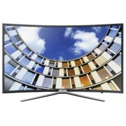 Televizoare - Samsung - TV Samsung UE-55M6302 , Negru, Curbat, Quad-Core, Full HD, 138 cm