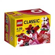 Lego - 10707 - LEGO Classic - Scatola della Creatività Rossa