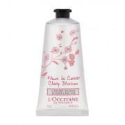 L´Occitane Cherry Blossom Hand Cream, Krem na ruky 75ml