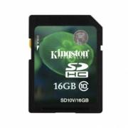 Kingston SD 16GB memorijska kartica klasa 10