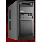 Chieftec Libra Series LF-02B - ATX Case Black