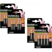 Duracell Pre-Charged AA & AAA 16pk (BUN0044B)