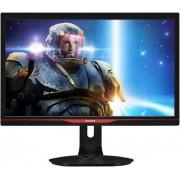 """Monitor TN LED Philips 27"""" 272G5DJEB/00, Full HD (1920 x 1080), DVI-D, MHL-HDMI, 1ms GTG (Negru)"""