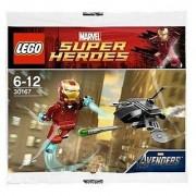 Lego Iron Man - set 30167 - Iron Man vs Fighting Drone