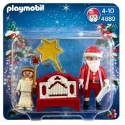 Playmobil Święty Mikołaj i Aniołek 4889 - BEZPŁATNY ODBIÓR: WROCŁAW!