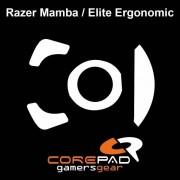 Razer Corepad Skatez PRO 15 Mausfüße Razer Mamba / Elite Ergonomic