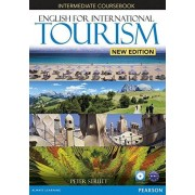 Iwonna Dubicka English for International Tourism Intermediate New Edition Coursebook and DVD-ROM Pack (English for Tourism)