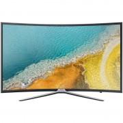 Televizor Samsung LED Smart TV Curbat UE55 K6372 Full HD 139cm Black