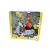 Ods twetty fashion doll con scooter 29 cm