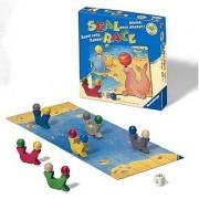Seal Race Game