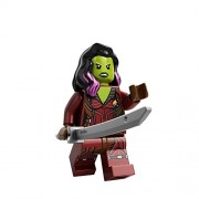 LEGO® Super Heroes Guardians of the Galaxy Minifigure - Gamora (76021)