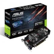Placa video Asus GeForce GTX 750 TI OC, PCI Express 3.0, 1072 (1150)/5400 MHz, 2GB GDDR5, 128-bit, VGA, HDMI, 2x DVI, GTX750TI-OC-2GD5