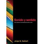 Sonido Y Sentido by Jorge M. Guitart
