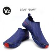 BALLOP V2 LEAF NAVY Bosonohá obuv