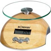 Bomann Balanza Dig. Cocina KW1413CB