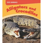 Us Myl Zooa Crocodiles and Allig by Marshall Cavendish