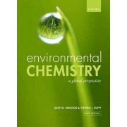 Environmental Chemistry by Gary W. VanLoon