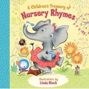 A Children's Treasury of Nursery Rhymes by Linda Bleck