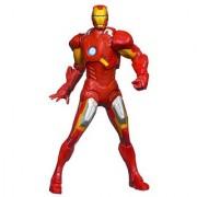 Marvel The Avengers Mighty Battlers Repulsor Battling Iron Man Figure