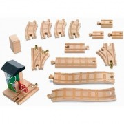 Thomas the Train Wooden Railway Deluxe Figure 8 Expansion Track Pack