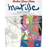 Colour Your Own Matisse Paintings by Matisse