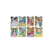 The Brothers Grimm Fairy Tales Collection 8 Children Books Set