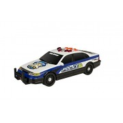 Toy State 14 Rush And Rescue Police And Fire - Police Car by Toystate