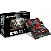 Placa de baza ASRock 970A-G 3.1 Socket AM3+