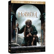 The Hobbit:The Batle of the five armies:Ian McKellen, Martin Freeman, Richard Armitage - Hobbitul:Batalia celor cinci osti (DVD)