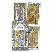 Tarot Art Nouveau Deck