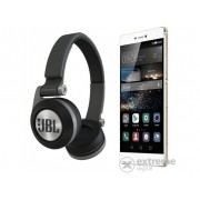 Smartphone- pad, Huawei P8 Champagne Gold (Android) + JBL Synchros E30 căști